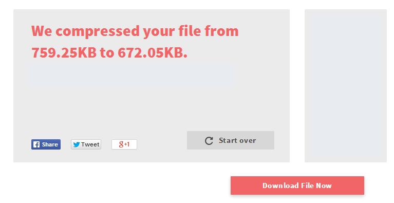 Reduce PDF file size c