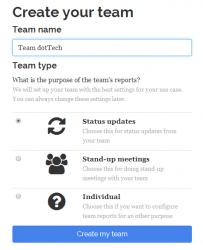 Teamreporter Project Management Tool
