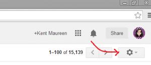 create a custom Gmail theme