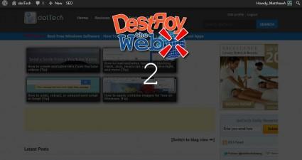 destroy the web7