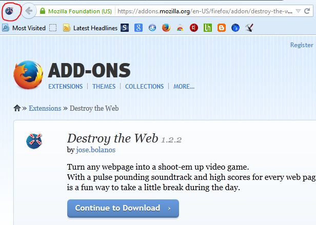 destroy web5