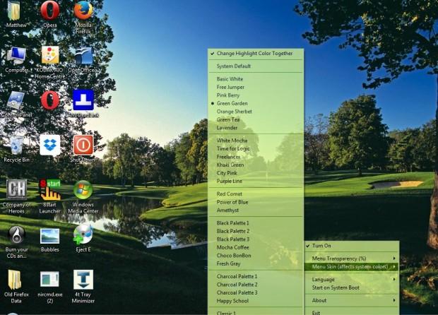 transparent menus4