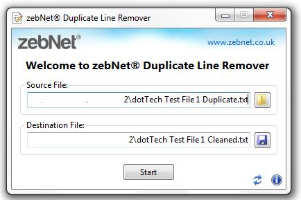 DuplicateXLineXRemoverXf