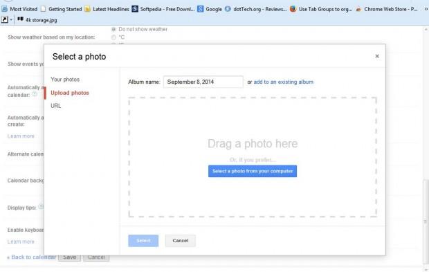 GoogleXCalendar3