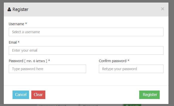 Register at Notedn