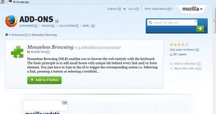 URL hotkeys