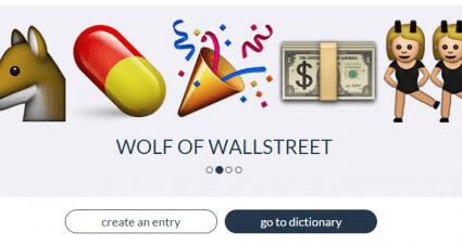 search emoji dictionary