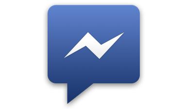 Facebook Chat Logo