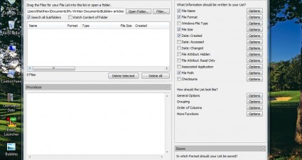 Filelist Creator3