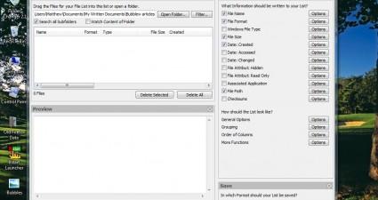 Filelist Creator3