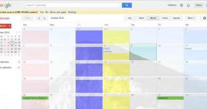GoogleCalendar3