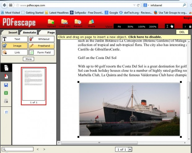 pdf image to text online