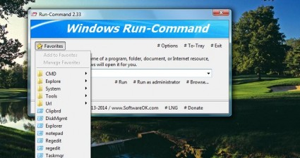 Windows Run-Command2