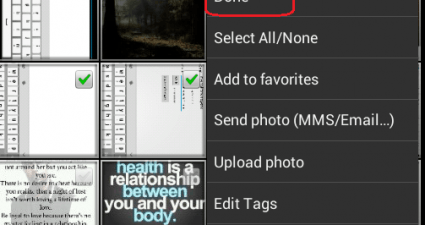 batch rotate photos android e