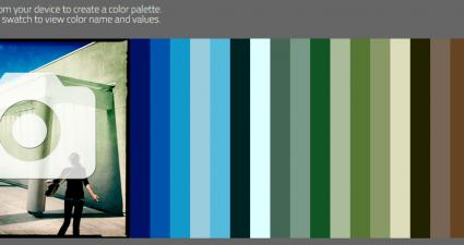 create color palette online