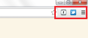 remove extension icons chrome