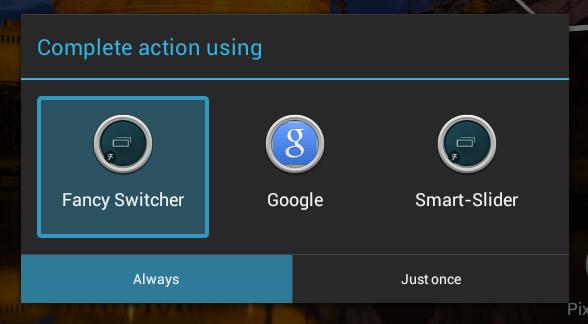 Android Lollipop Recent Apps Menu c
