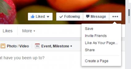 Invite all friends on Facebook