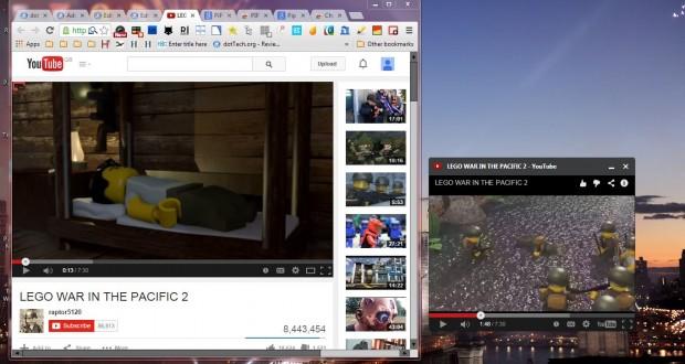 Pip video mode4