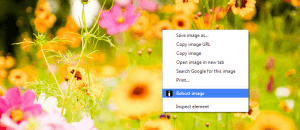 Upload to Imgur in context menu Chrome