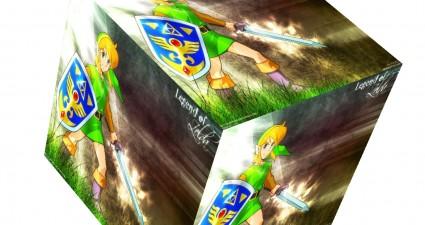Zelda Cube