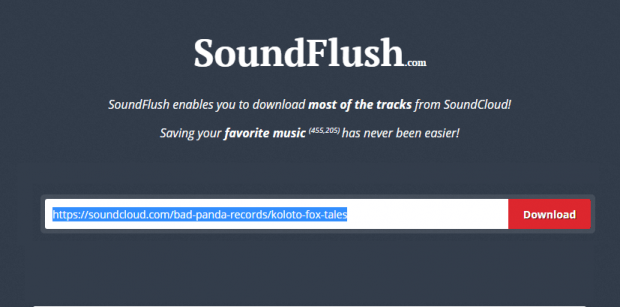 download songs from SoundCloud b