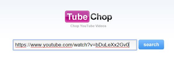 make short clip of YouTube video online