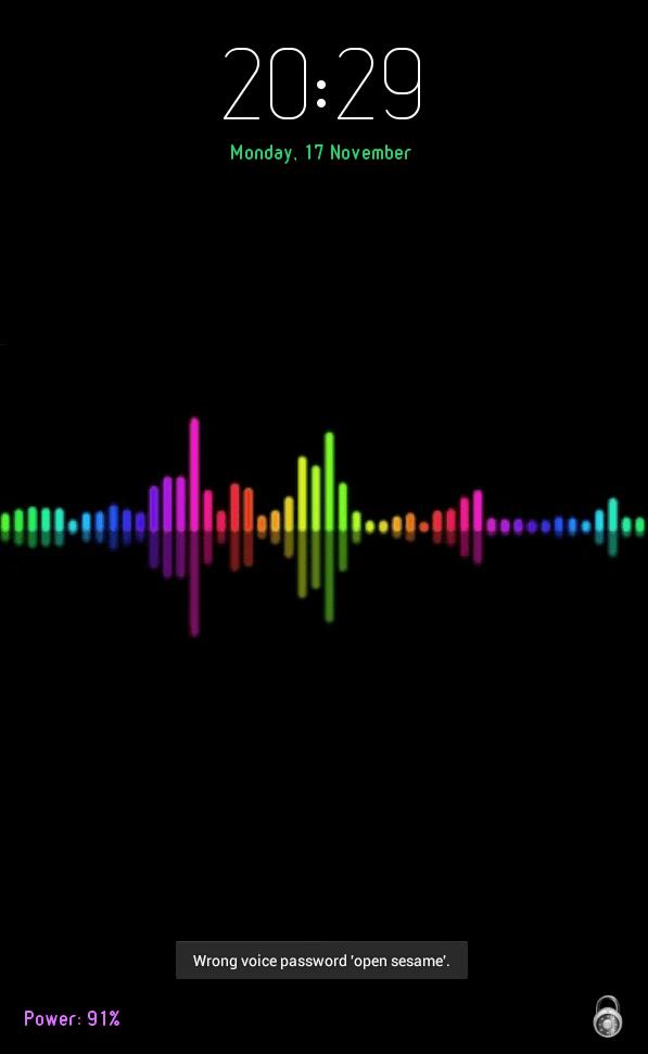 Cara Membuka Kunci Smartphone dengan Suara Sendiri