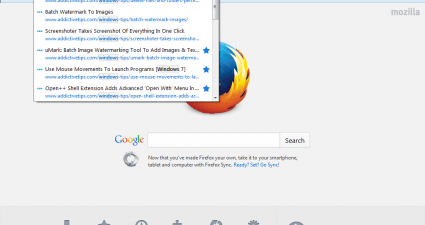 Firefox about config4