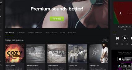 Spotify Web Player Hotkeys b