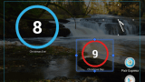 add countdown widget to Android home screen c