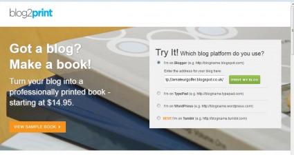 blog2print