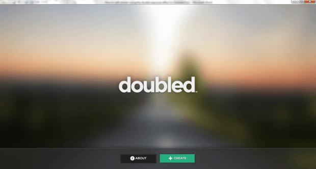 double exposure effect photos Chrome b