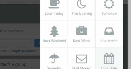 snooze tabs in Chrome
