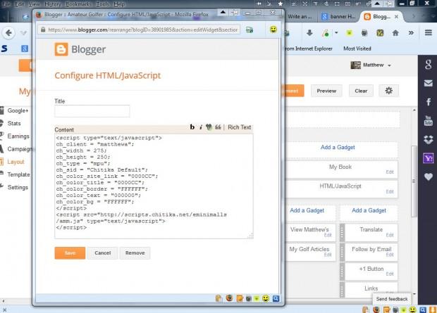 blog HTML2
