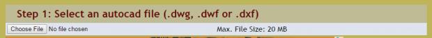 convert DWG to PDF b