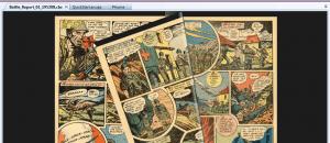 WPF comics