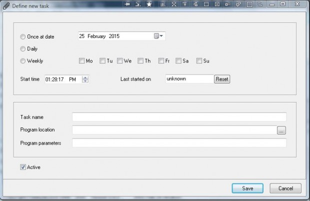task scheduler2