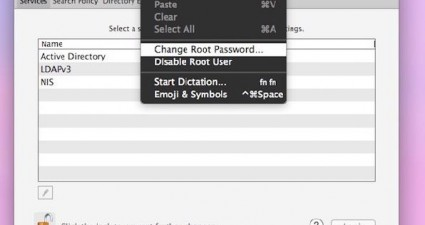 MAC-root-user