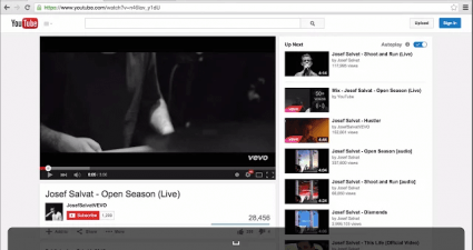YouTube Pause for Chrome