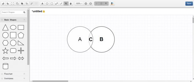 create a venn diagram online c