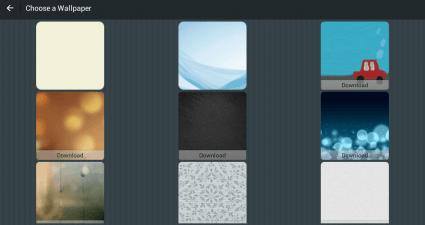 custom chat background WeChat c