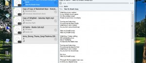 lyrics finder2