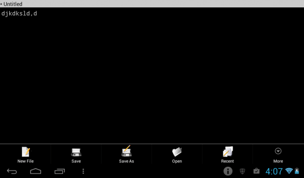 view TXT file in Android