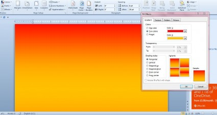 word background colors3