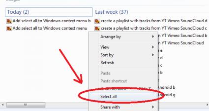 Add select all to Windows context menu c