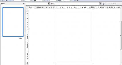 OpenOffice tabs