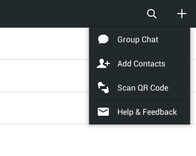 WeChat for Web b