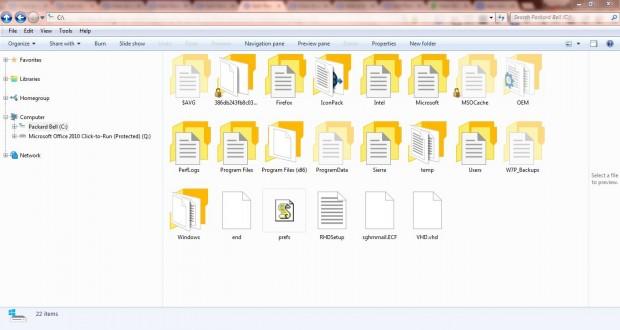 Windows 10 icon set2