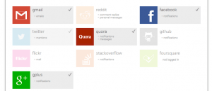combined notifications in Chrome